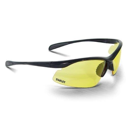Stanley Stanley Semi-Frame Eyewear Black/Yellow